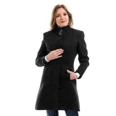 8210 Coat - Black