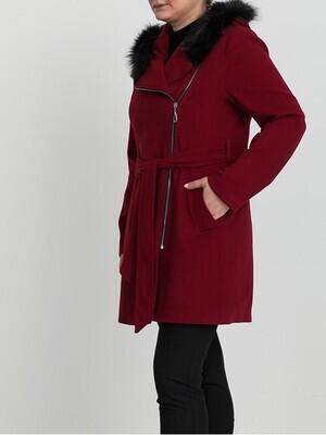 8200 Coat -Red
