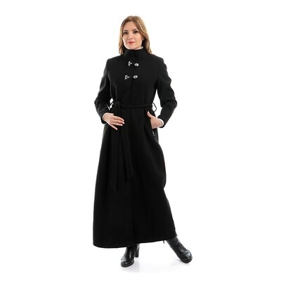 6799 Coat - Black