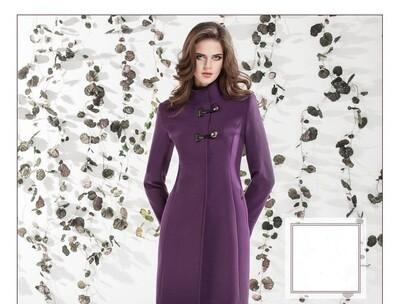 6799 Coat -Purple