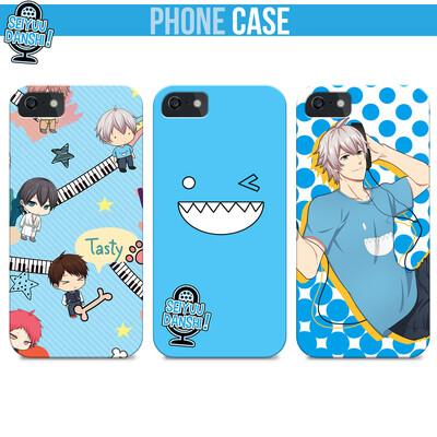 Seiyuu Danshi Phone Case