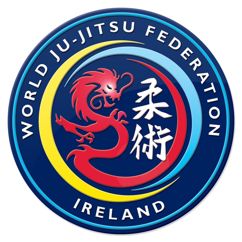Official WJJF Ireland Chest Badge