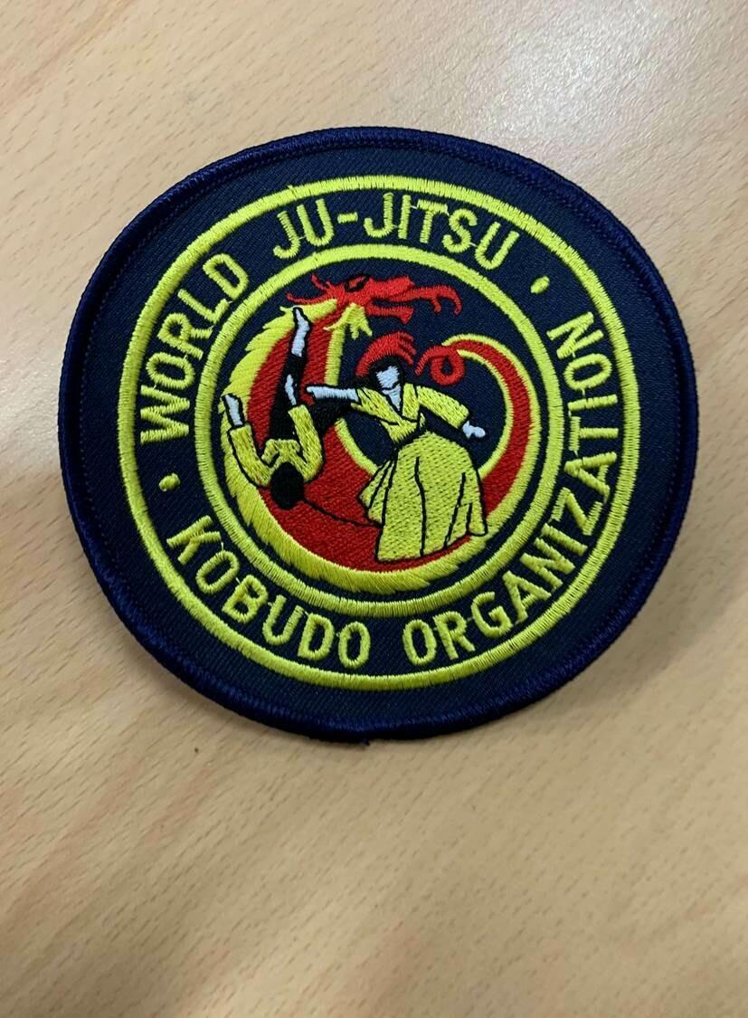 WJJKO chest badge