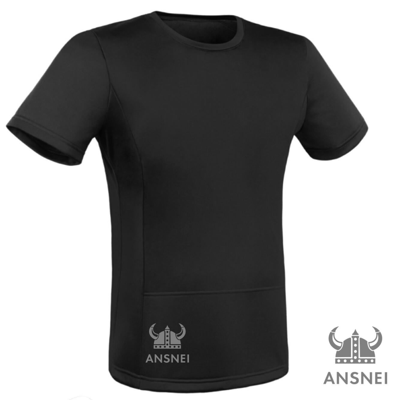 Skudsikker T-Shirt 9mm - Kategori IIIA, str. L