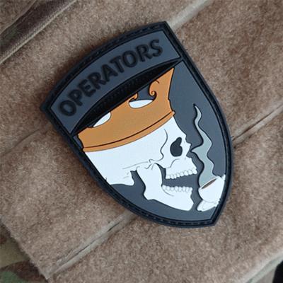 Operator Skull - Gummi