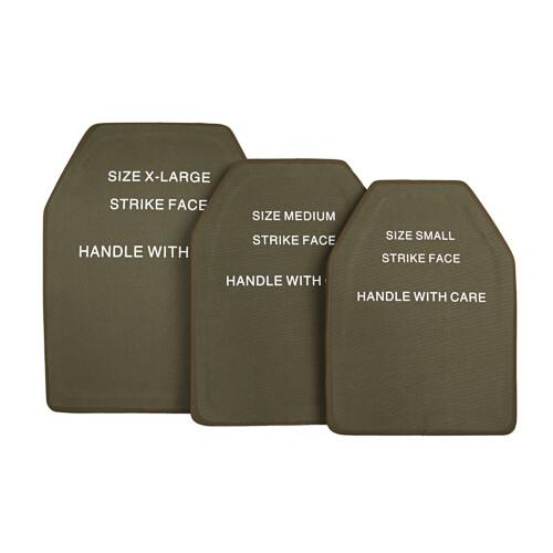 UHMWPE skud-og stiksikker superlet/tynd plade, IIIA Level (Large)