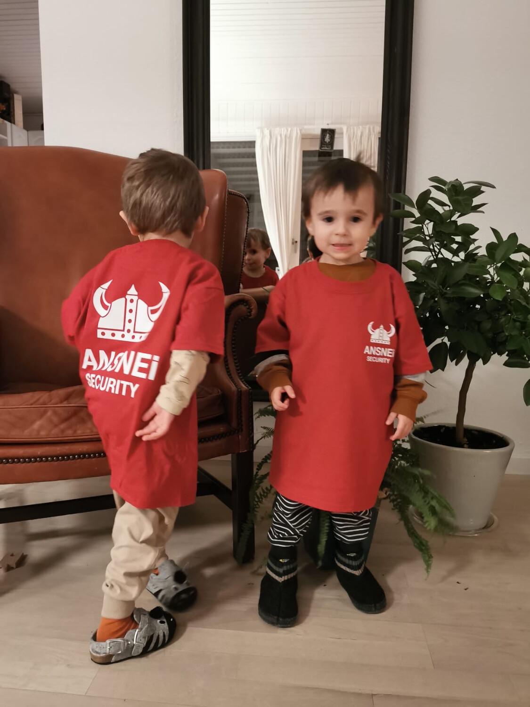 T-Shirt (Børnestørrelser)
