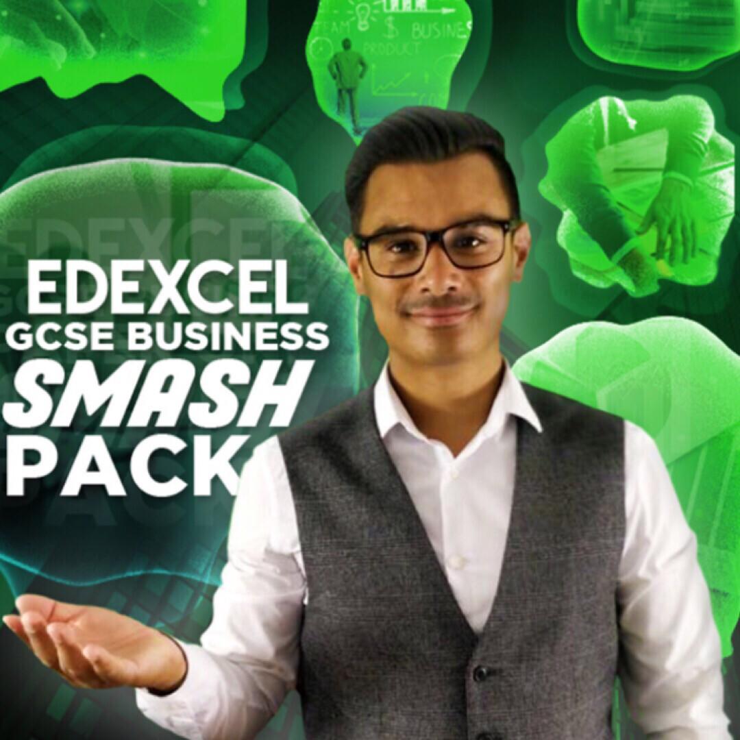 EDEXCEL GCSE BUSINESS ANALYSIS SMASH PACK - International