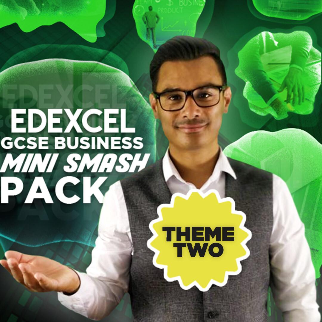 EDEXCEL GCSE THEME TWO MINI SMASH PACK (e-book)