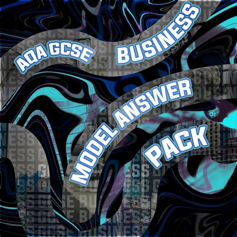AQA GCSE Model Answer Pack