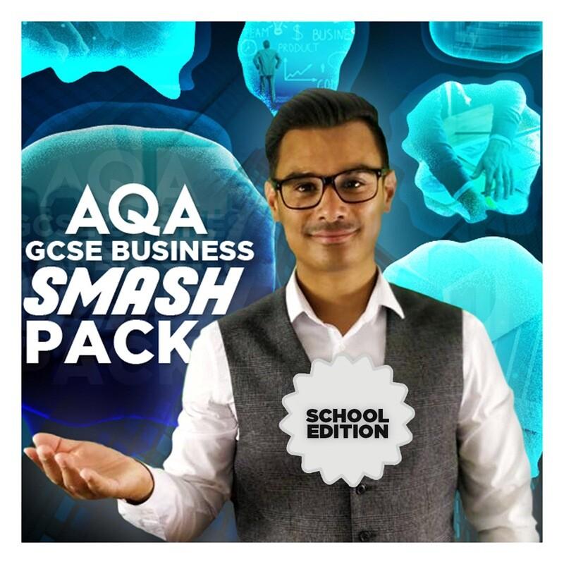 AQA GCSE ANALYSIS SMASH PACK (30 copies)