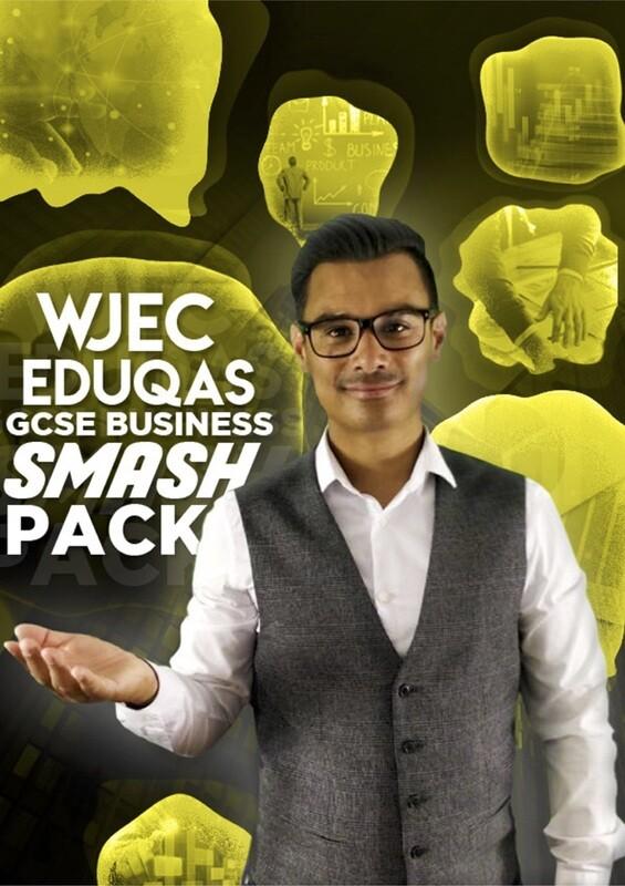 WJEC | EDUQAS GCSE ANALYSIS SMASH PACK (30 copies)