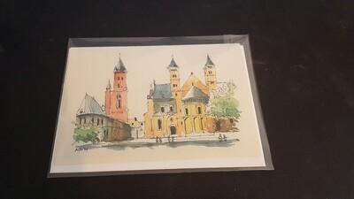 Maastricht-serie: Vrijthof