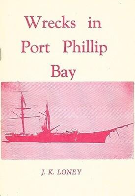 Wrecks in Port Phillip Bay by Jack K Loney