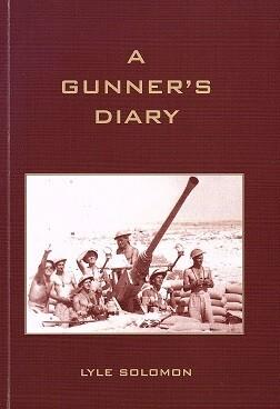 A Gunner's Diary by E L Solomon