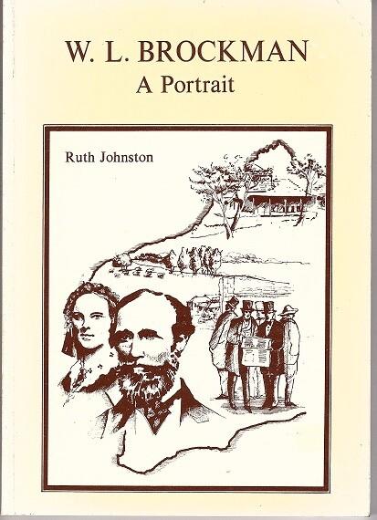 W L Brockman: A Portrait by Ruth Johnston