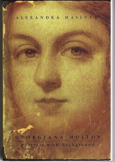 Georgiana Molloy: Portrait with Background by Alexandra Hasluck
