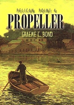 Pelican Point 4: Propeller by Graeme C Bond