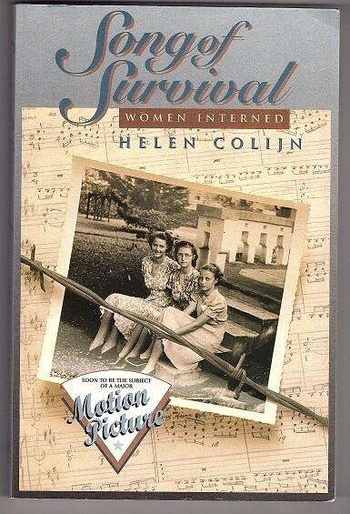 Song of Survival: Women Interned by Helen Colijn