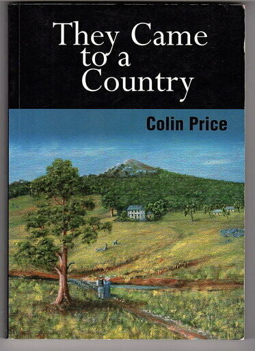 They Came to a Country by Collin Price