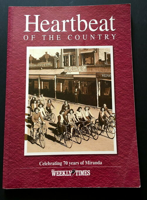 Heartbeat of the Country: Miranda of the Weekly Times: Celebrating 70 Years of Miranda