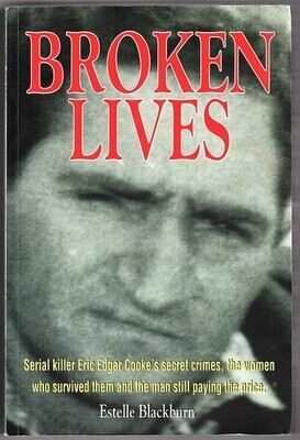 Broken Lives by Estelle Blackburn