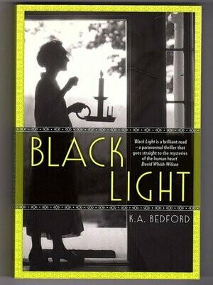 Black Light by K A Bedford