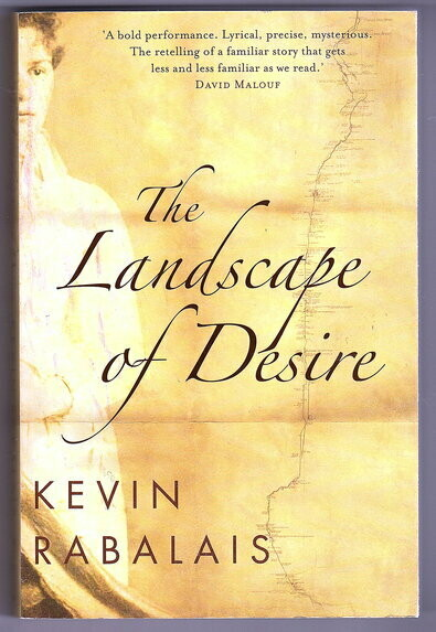 The Landscape of Desire by Kevin Rabalais
