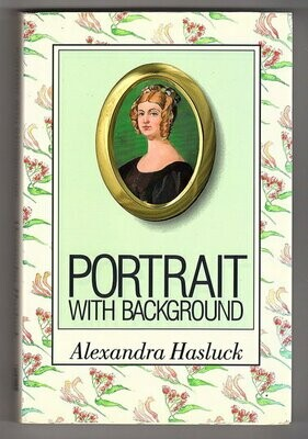 Portrait with Background by Alexandra Hasluck