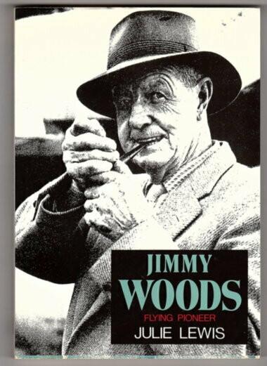 Jimmy Woods: Flying Pioneer by Julie Lewis