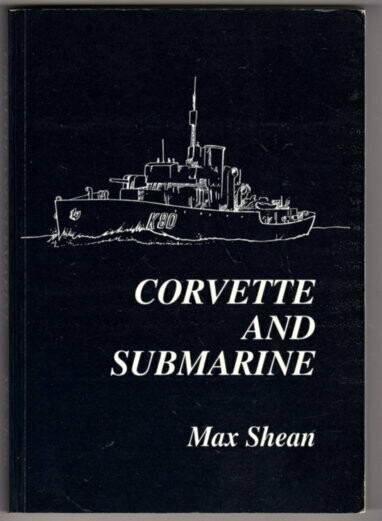 Corvette and Submarine by Max Shean