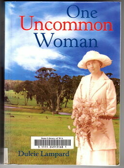 One Uncommon Woman by Dulcie Lampard