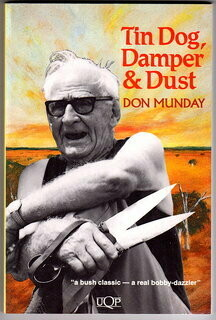Tin Dog, Damper and Dust: A Shearer's Life by Don Munday