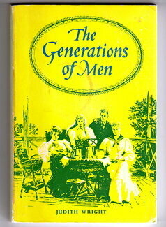 The Generations of Men by Judith Wright