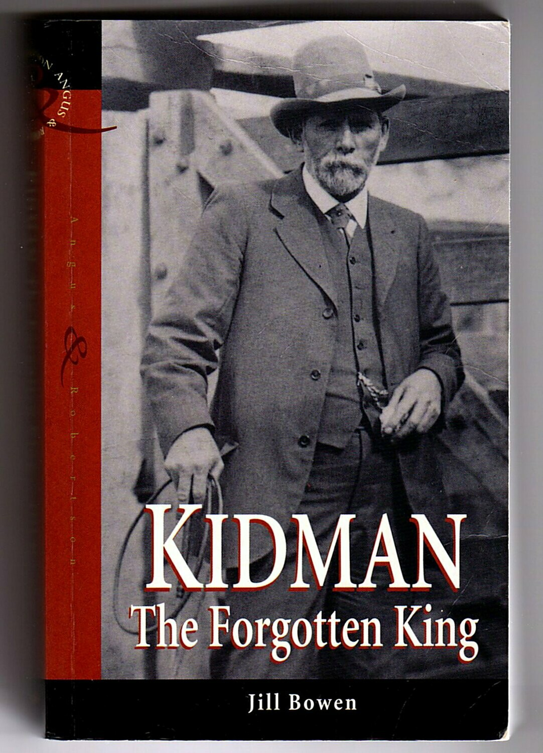 Kidman: The Forgotten King by Jill Bowen