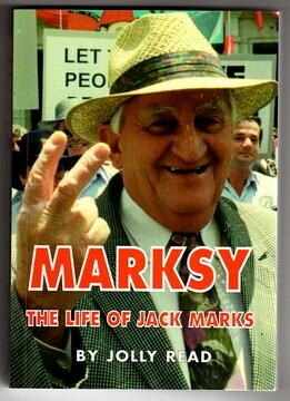 Marksy: The Life of Jack Marks by Jolly Read