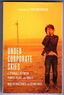 Under Corporate Skies: A Struggle Between People, Place, and Profit by Martin Brueckner and Dyann Ross