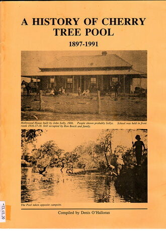 A History of Cherry Tree Pool 1897-1991 by Denis O'Halloran