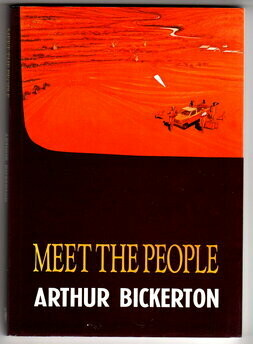Meet the People: Stories of the Pilbara by Arthur Bickerton
