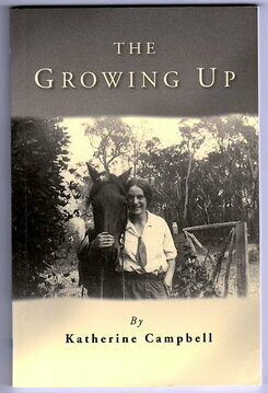 The Growing Up by Katherine Campbell