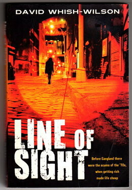 Line of Sight (Frank Swann) by David Whish-Wilson