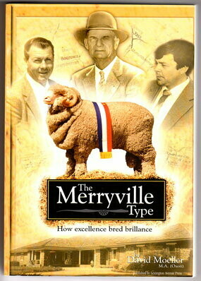 The Merryville Type: How Excellence Bred Brilliance by David Moeller