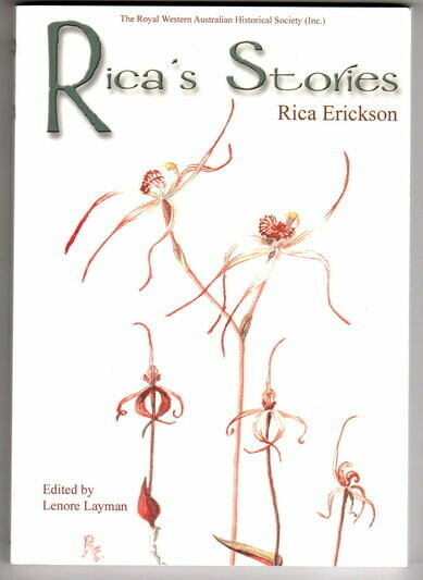 Rica's Stories by Rica Erickson and edited by Lenore Layman
