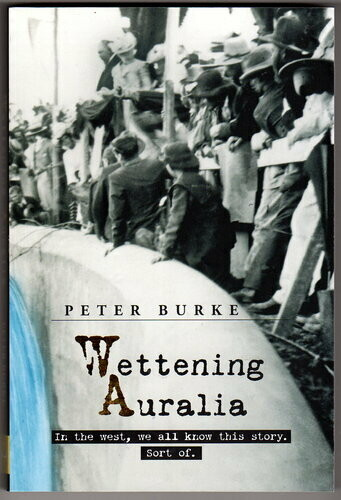 Wettening Auralia by Peter Burke