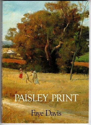 Paisley Print by Faye Davis