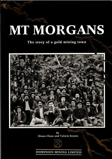 Mt  Morgans: The Story of a Gold Mining Town by Diana Chase and Valerie Krantz