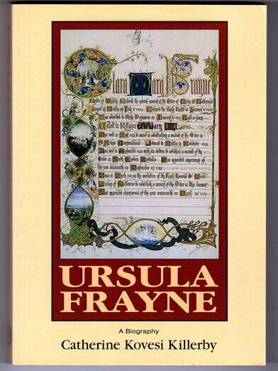 Ursula Frayne: A biography by Catherine Kovesi Killerby