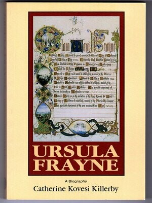 Ursula Frayne: A biography by Catherine Kovesi Killerby