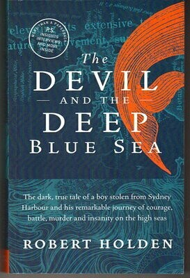 Devil and the Deep Blue Sea by Robert Holden