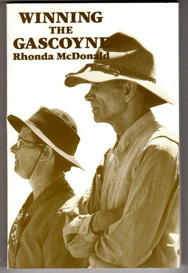 Winning the Gascoyne by Rhonda McDonald
